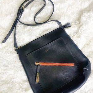 Tutilo New York Black Crossbody Bag Carry the Day